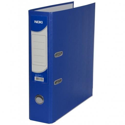 Biblioraft Plastifiat 75mm Noki albastru