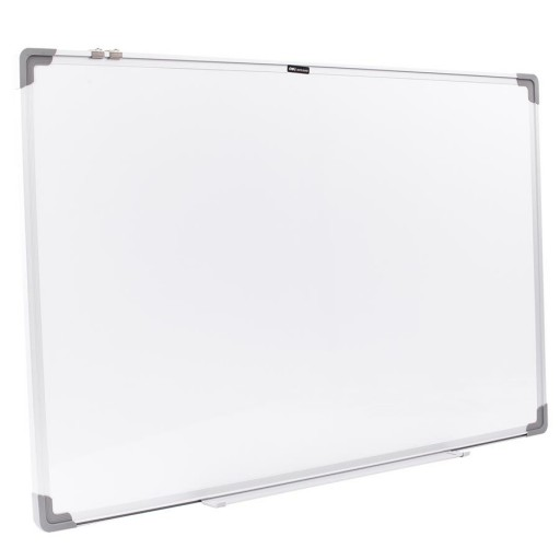 Whiteboard Magnetic Deli 90 x 120 cm