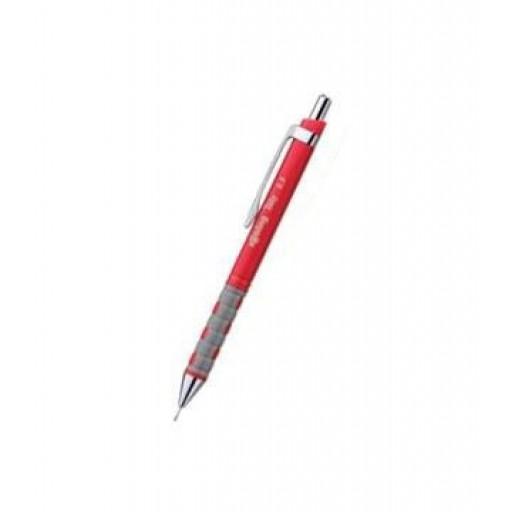 Creion mecanic 0.5 mm Tikky 3 Rotring burgundi