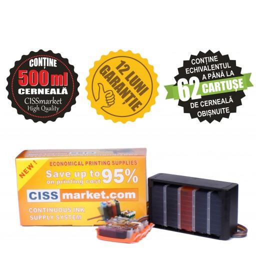 CISS pt. Canon Pixma MG5750 / MG6850 badge