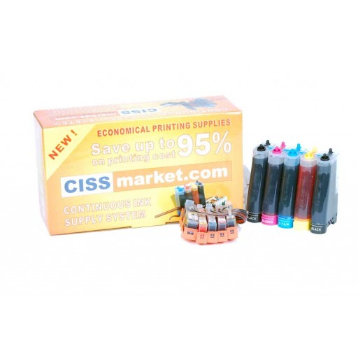 CISS Epson Stylus D120