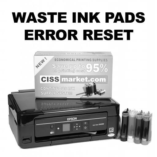 "Resetare Eroare ""Ink Pads Full"""