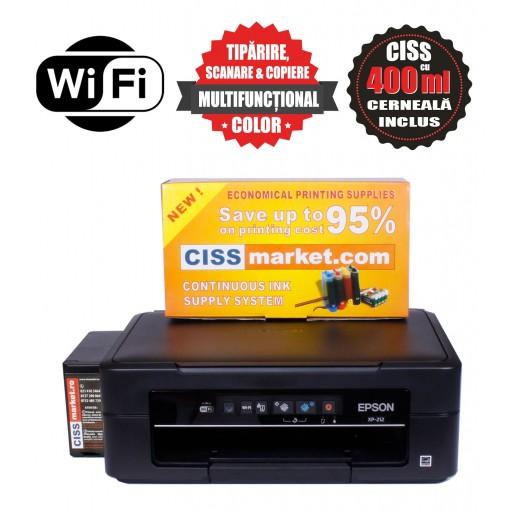 Epson Expression Home XP-2100 CISS, WiFi