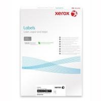 Etichete Universale Colturi Drepte Xerox 105 x 37 mm, 16/A4