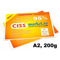 hartie photo glossy cissmarket A2