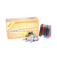 CISS Brother DCP-J525W / J725W / J925W -  MFC-J430W / J5910DW / J625DW / J6510DW / J6910DW