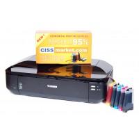 Canon Pixma IX6550 format A3+ cu sistem CISS