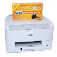 Multifunctional Epson WorkForce Pro WF-5110 DW cu cartuse refilabile