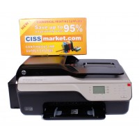 HP DeskJet Ink Advantage 4615 cu CISS frontal