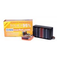 CISS pentru HP364 cu chipuri resetabile (5 cartuse)