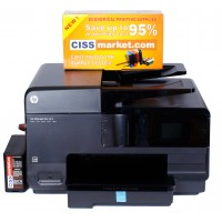 HP OfficeJet Pro 8610A E-AIO CISS frontal