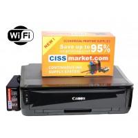 Imprimanta Canon Pixma IP7250 CISS, WiFi