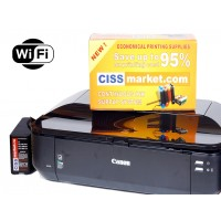 Canon Pixma iX6850 CISS, WiFi, A3+