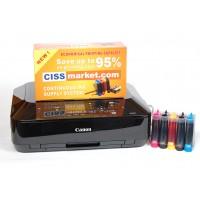 Multifunctional Canon Pixma MG5450 cu sistem CISS