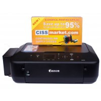 Canon Pixma MG7550 cu sistem CISS frontal