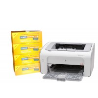 HP LaserJet P3015dn + TONER pt. 6400 pagini CISSmarket nude