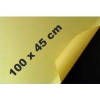 PVC Dublu-Adeziv Albume Foto 100x45cm negru