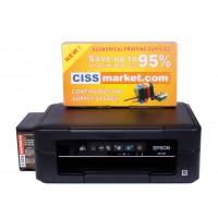 Epson Expression Home XP-245 cu sistem CISS sublimare | CISSmarket