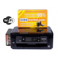 Epson Expression Home XP-442 CISS, LCD, WiFi, Touch Panel