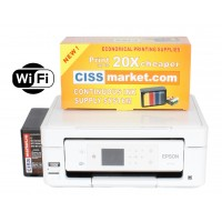 Epson Expression Home XP-445 CISS, LCD, WiFi, Touch Panel