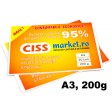 hartie photo glossy cissmarket A3