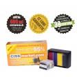 CISS pt. HP950 HP951 cu chipuri resetabile badge