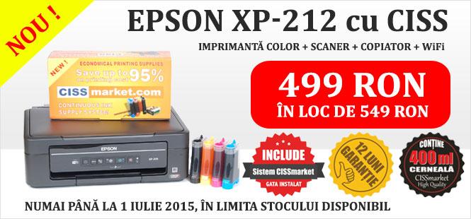 Epson XP-212 Promo