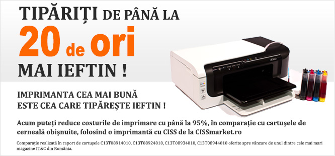 imprimanta CISSmarket.ro