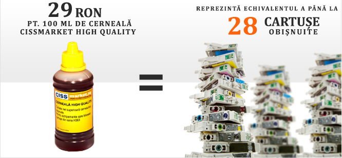 Cerneala CISSmarket High Quality pt. Epson