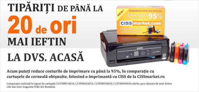 Imprimante pt acasa de la CISSmarket.ro